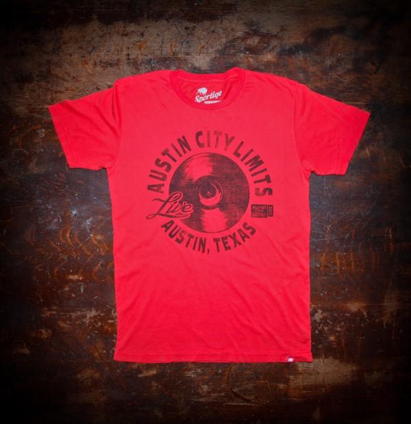 Cornbread Vinyl T-Shirt