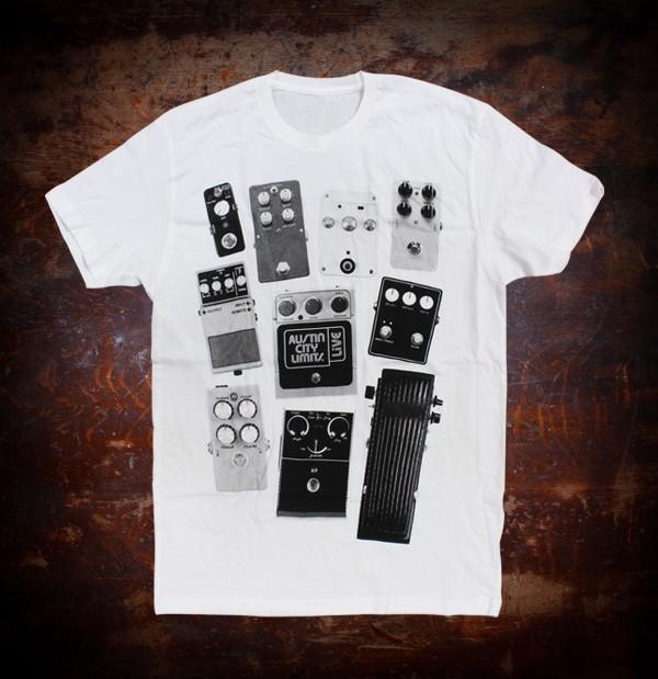 Unisex Pedals Shirt