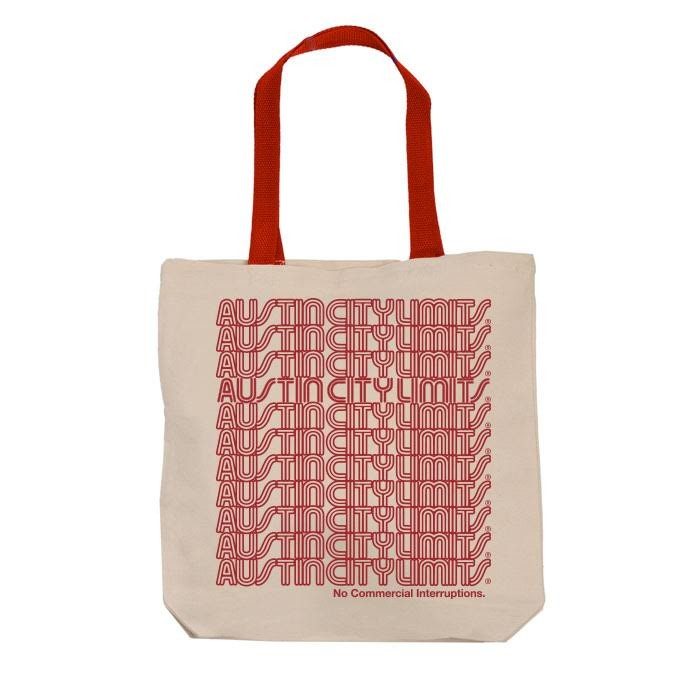 No Commercials Tote Bag
