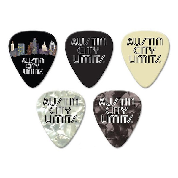 Austin City Limits Guitar Pick Pack