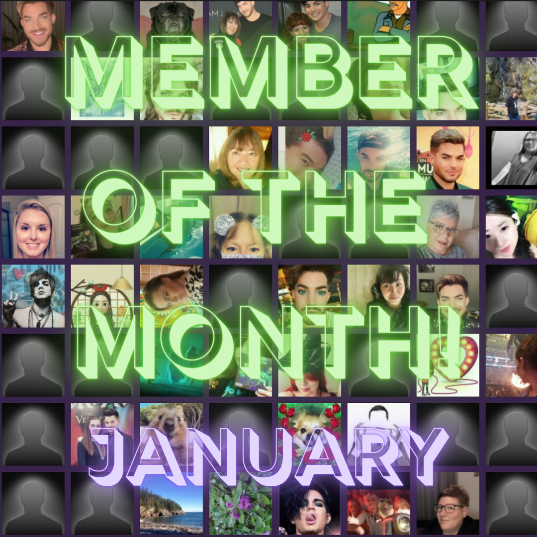 News article image Member of the Month - January
