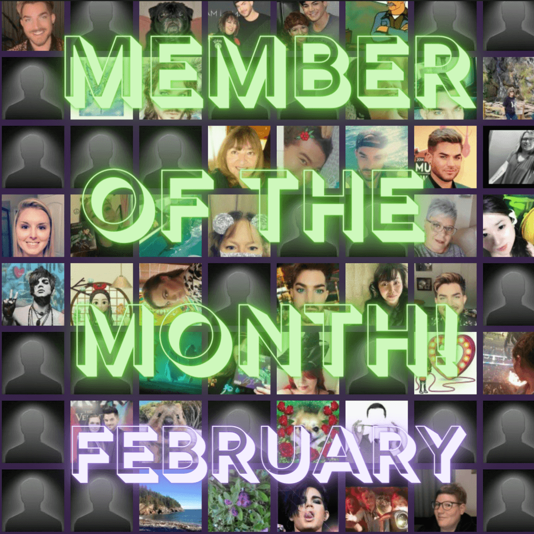 News article image Member of the Month - February