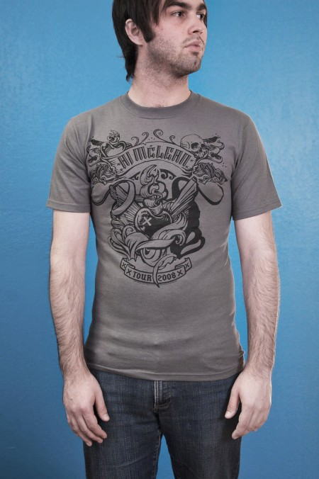 2008 Tour Shirt image