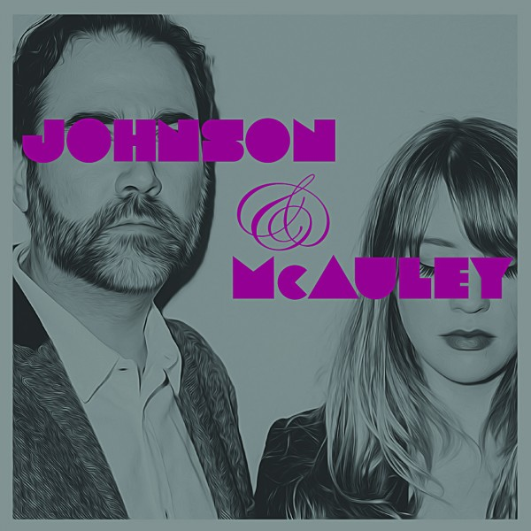 Johnson and McAuley Vinyl Record image