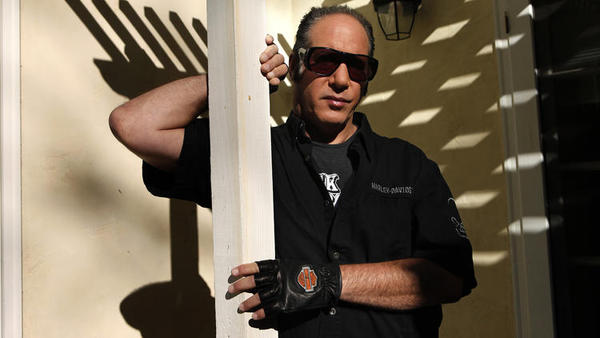 Andrew Dice Clay enjoys another roll, with help from Woody Allen