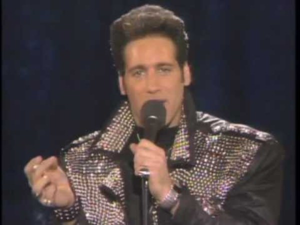Andrew Dice Clay's 1989 HBO Special