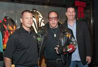 Photos: Andrew Dice Clay unveils memorabilia display at Hard Rock Hotel