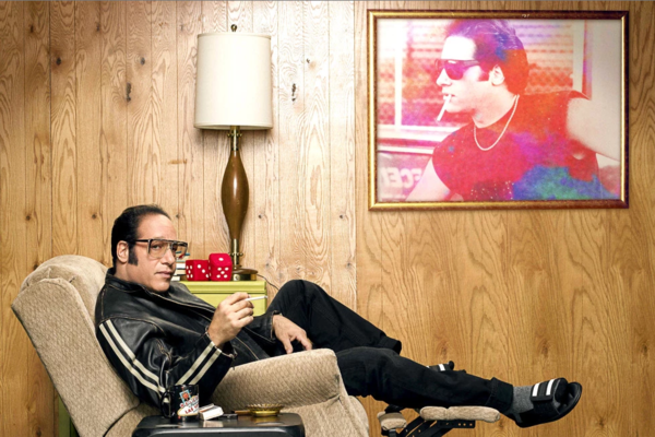 Andrew Dice Clay on shooting 'Vinyl': 'I was stoned out every day'