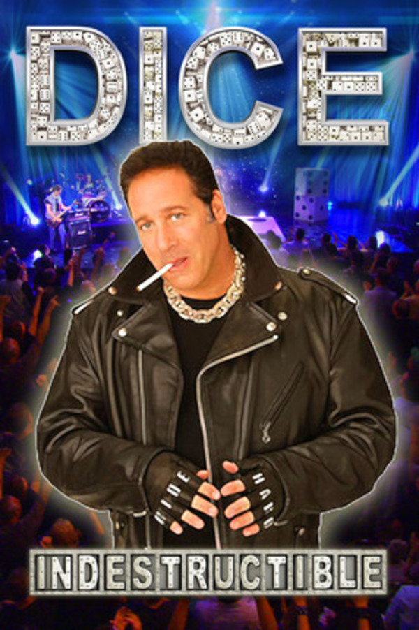 Own Andrew Dice Clay INDESTRUCTIBLE For Only $5!