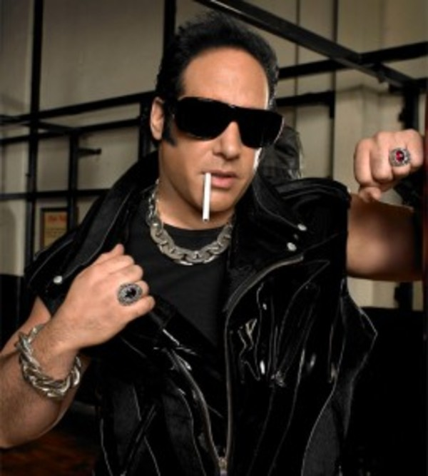Andrew Dice Clay Launches a Podcast, with a Little Help From his Friends