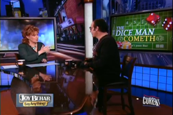 Interview: Say Anything with Joy Behar