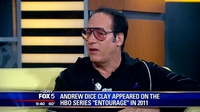 Andrew Dice Clay on Good Day New York