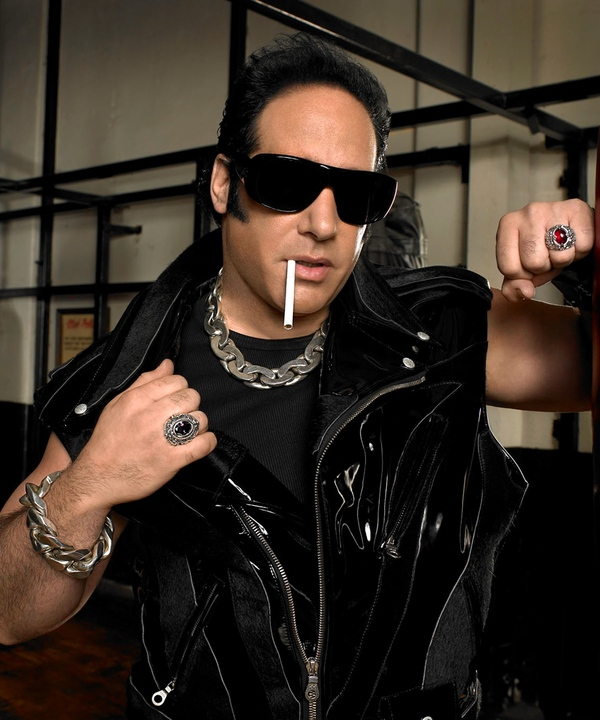 Andrew Dice Clay talks discusses Vegas, fame and filling Madison Square Garden