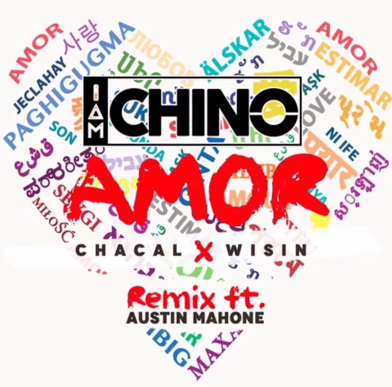 """Amor"" by iamchino ft. Austin Mahone Out Now"