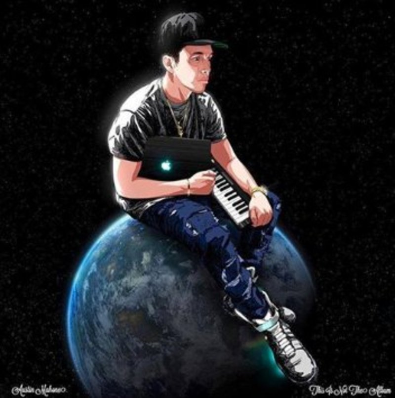 Austin has released his mixtape, ''This Is Not The Album'', on iTunes!