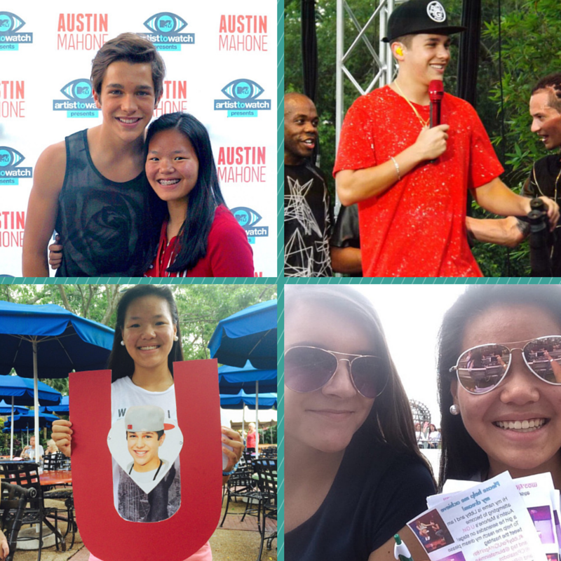 Hello, Libby! Meet May's Mahomie of the Month.