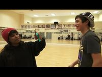 Austin and his Music Director