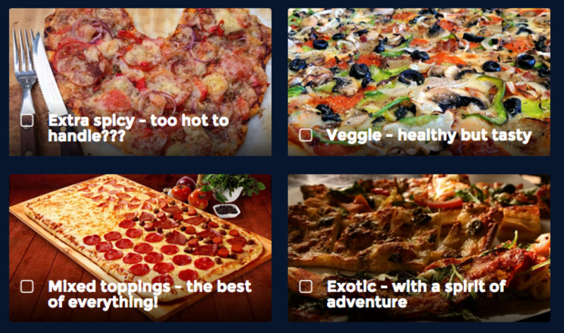 Which pizza topping best sums up Austin Mahone?