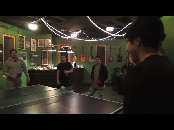Austin: Ping Pongs Newest Pro