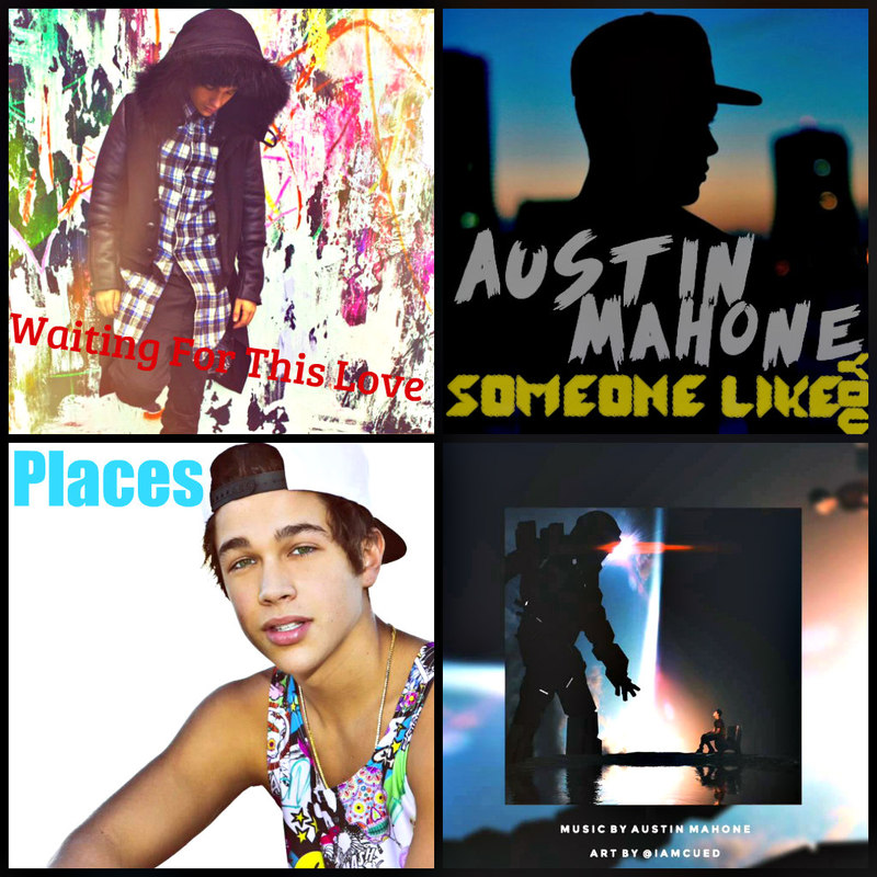 New Songs on Austin's Vevo Channel!