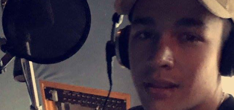 Austin's Back in Studio!