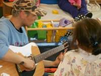 Mattel Visit & Instrument Donation June 2011