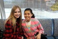 April 2011 Mattel Children's Hospital Visit