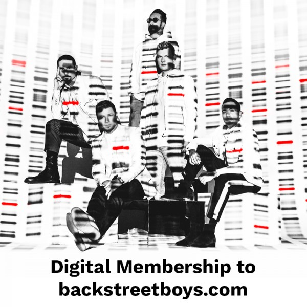 Backstreet Boys Digital Membership