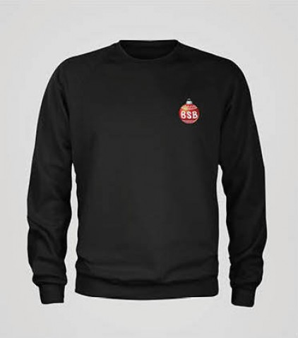 It's Christmas Time Again Holiday Sweatshirt image