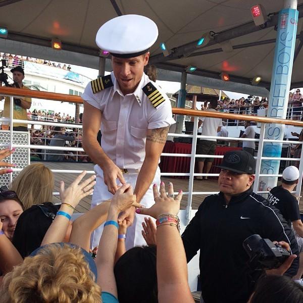 BSB Cruise 2013 Fan Photos