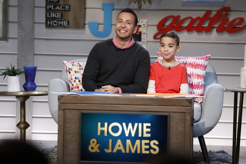 News article image Tune In Alert: Howie & James On Big Star, Little Star
