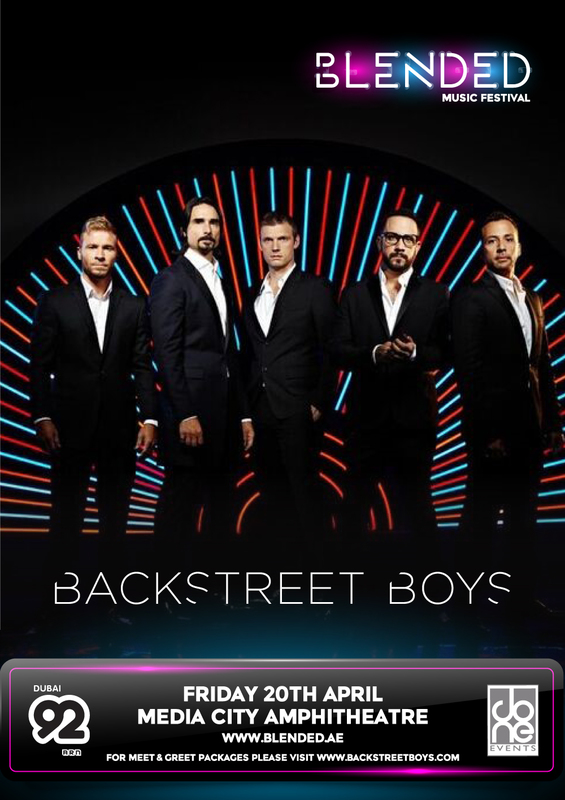 News article image JUST ANNOUNCED: BSB Live in Dubai