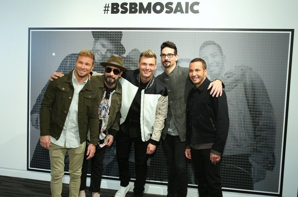 News article image Backstreet Boys Immortalized In Museum Exhibit + In Las Vegas