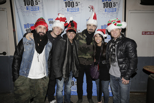 Holiday M&G's