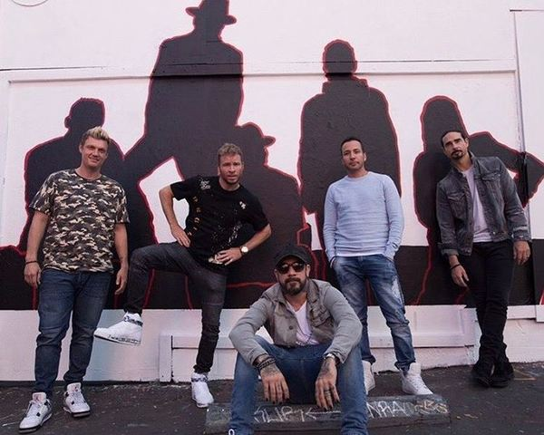 A Backstreet Break: Catch Up With What's Keeping The Boys Busy