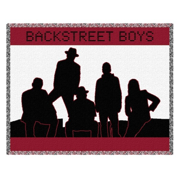 BSB Full Size Throw Blanket image