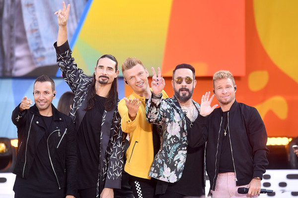 News article image The Backstreet Boys Return To 'Good Morning America' In A Big Way