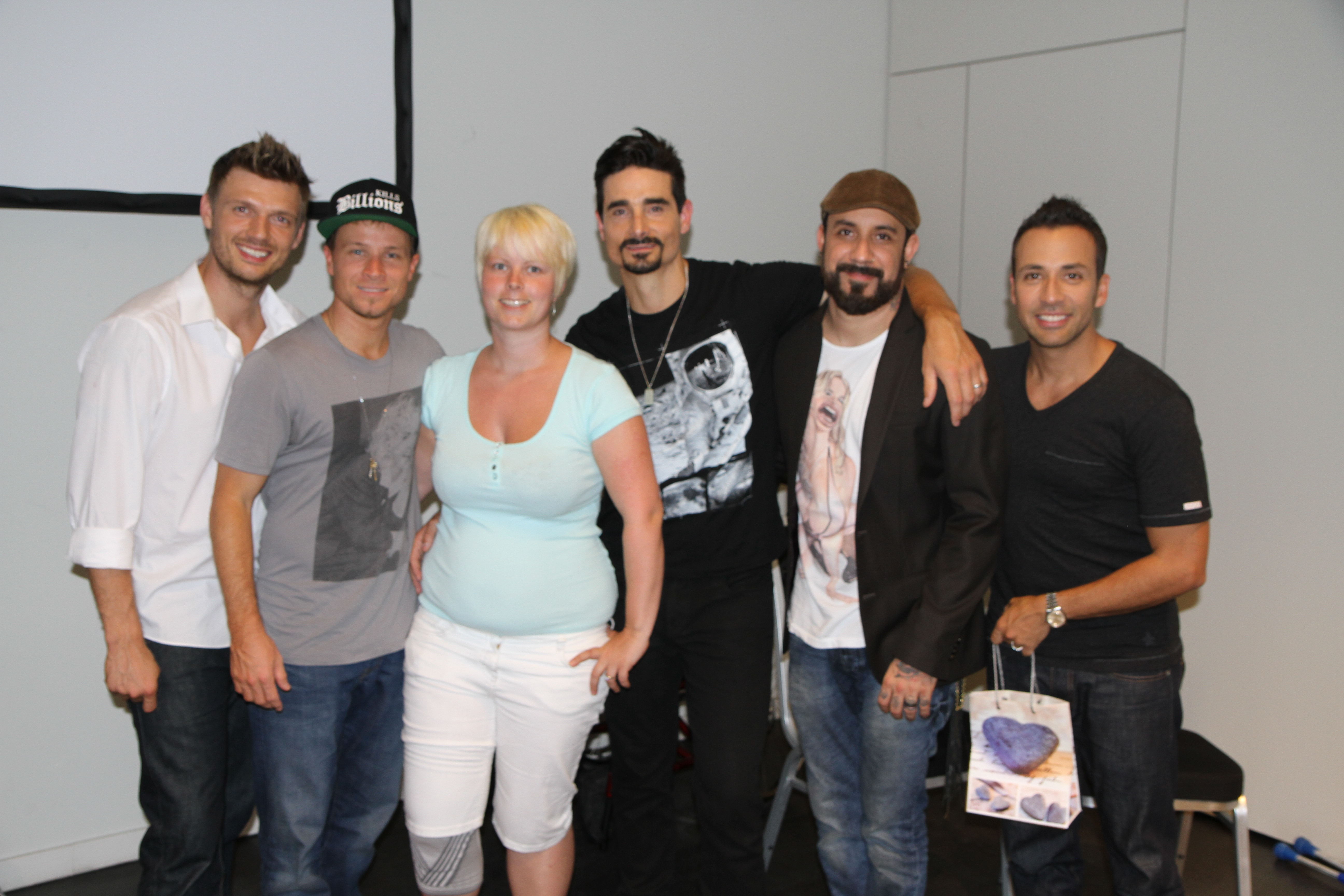 Backstreet boys berlin fan event meet and greet 07042013 21 comments download original m4hsunfo Image collections