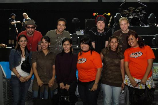 Monterrey Soundcheck