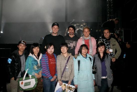 Hangzhou Soundcheck