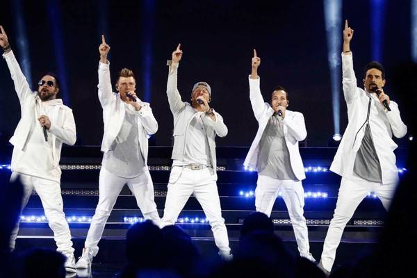 News article image BACKSTREET BOYS EN EL FESTIVAL DE VIÑA DEL MAR