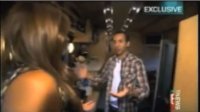 Howie D's Tour Bus E! News Exclusive