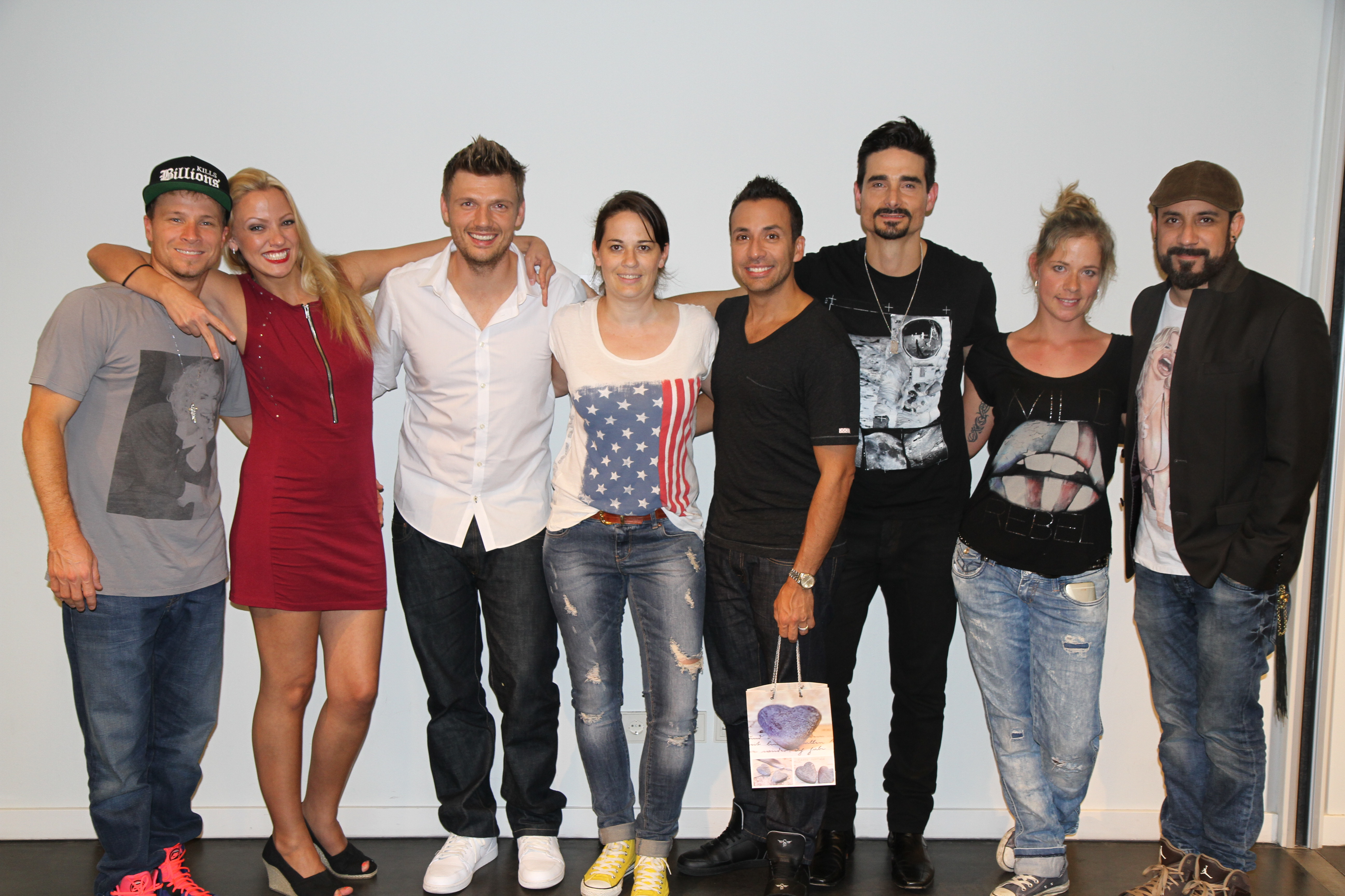 Backstreet boys berlin fan event meet and greet 07042013 16 comments download original m4hsunfo Image collections