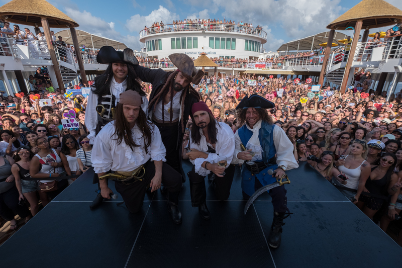 News article image #BSBCRUISE2018: Three Words...