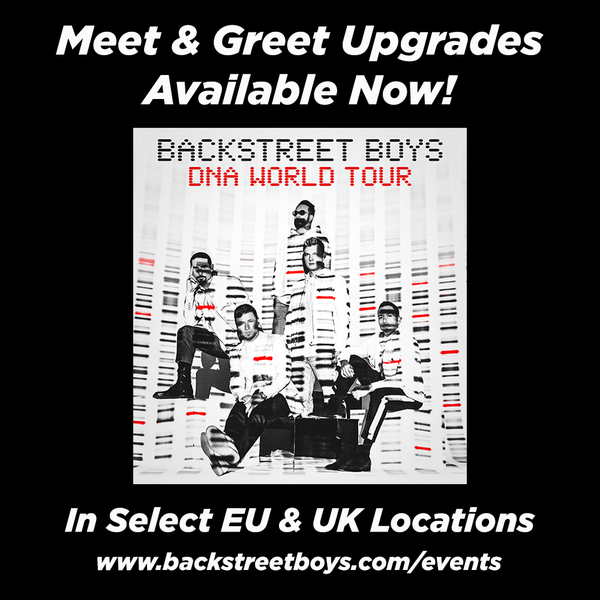 News article image VIP Upgrades For Select EU Dates On Sale Now!