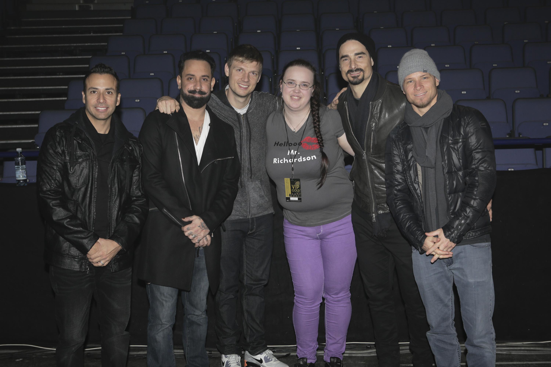 Backstreet Boys - Helsinki, Finland