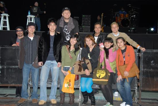 Taipei Soundcheck