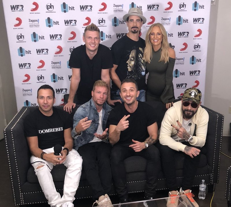 News article image Vegas and Beyond: What's In Store For The Backstreet Boys Next?