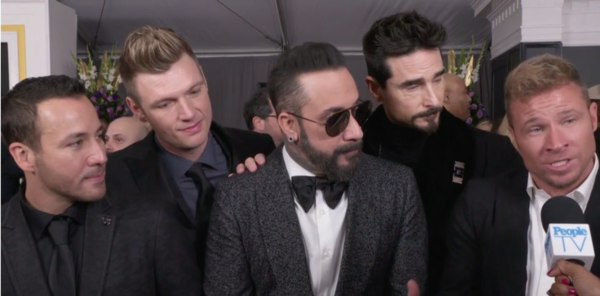 BACKSTREET BOYS: THE EXPERIENCE AT THE GRAMMY MUSEUM