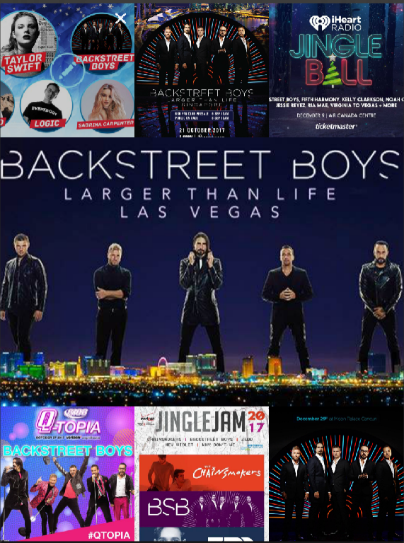 News article image 8 Places You Can See The Backstreet Boys Before 2018